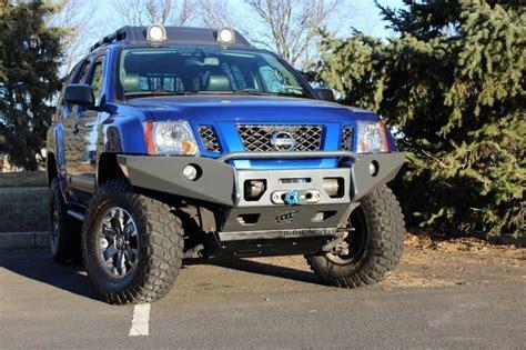 nissan xterra front bumper xterra aluminum front bumper