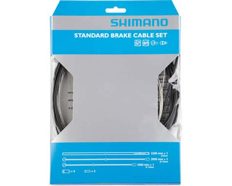 Brake Cable Shimano For Road shimano road mtb brake cable set merlin cycles