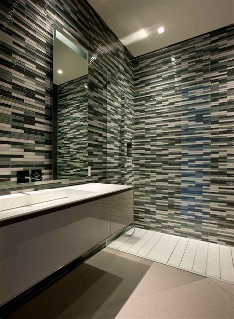 Dusche Fliesen Modern by 50 Magnificent Ultra Modern Bathroom Tile Ideas Photos