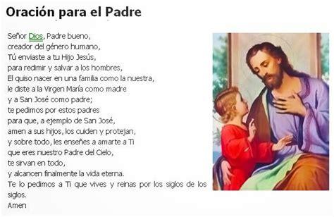 oracion de padre para mi oraciones m 193 gicas y poderosas oraci 243 n milagrosa de actos