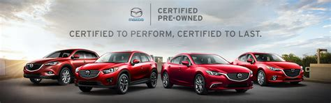 mazda car lineup mazda s certified pre owned program what you should