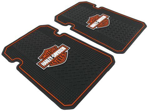 Harley Davidson Floor Mat by Harley Davidson Truck Floor Mats Universal Fit 25