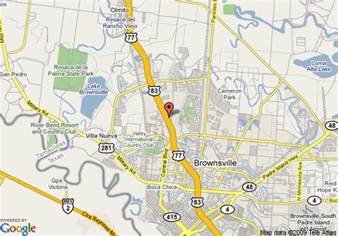 map of brownsville texas comfort suites brownsville brownsville deals see hotel photos attractions near comfort