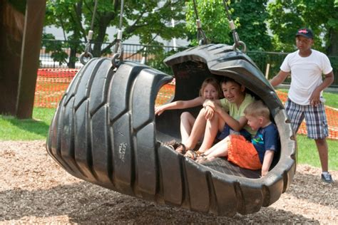 best tire swing motu viget mark di suvero tire swing the rapidian