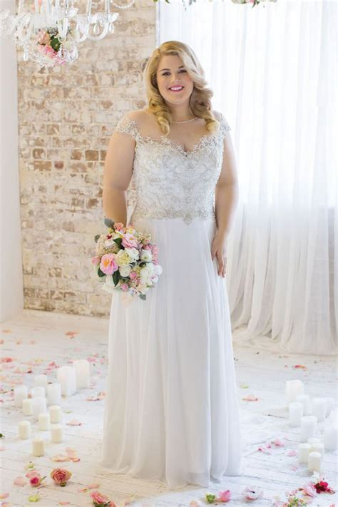 Where To Find Wedding Dresses by Where To Find Plus Size Wedding Dresses Onefabday