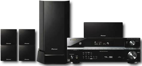 pioneer htp 2920 home theater high power 5 1 surround