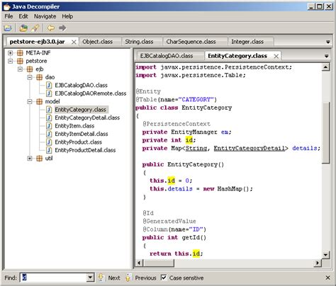 dj java decompiler full version download decompiler how do i quot decompile quot java class files