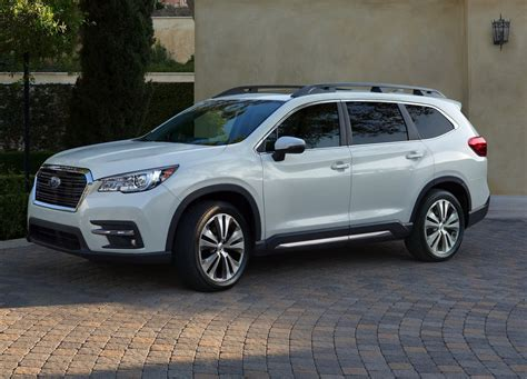 subaru honda 2019 subaru ascent looks like a rival for the honda pilot