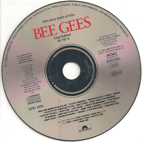 best of the beegees the best of the bee gees bee gees mp3 buy