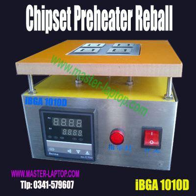 Alat Reball Chipset Chipset Preheater Ibga 1010d Reballing Tanpa Blower