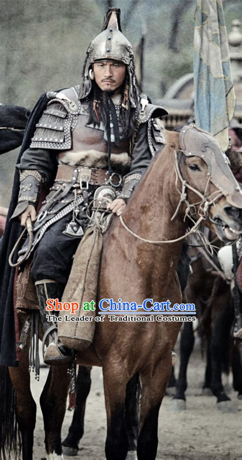 armour song tang dynasty general warrior solider armor costumes costume