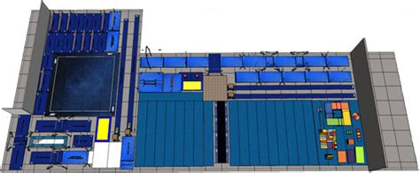 gymnastics gym layout 3d gymnastics cheer facility design