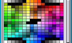 gimp color picker gimp color palette