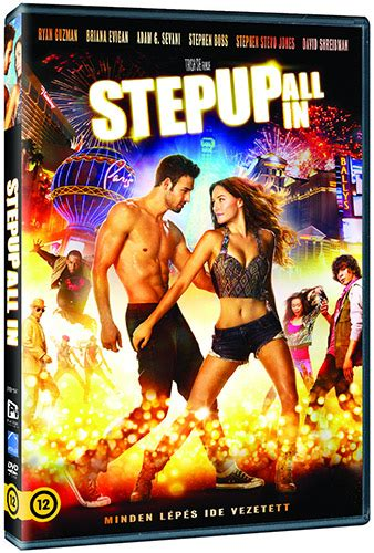 Kaset Dvd Step Up All In step up all in dvd