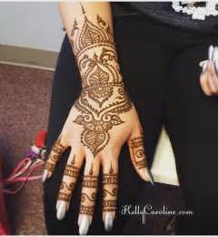 henna party designs kelly caroline