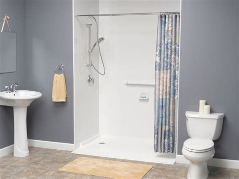 Accessible Showers Bathroom Handicap Accessible Showers Spaces Traditional With Barrier Free Shower Ceramic
