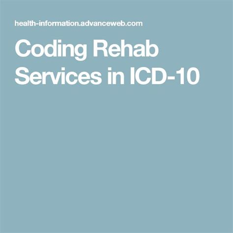 Inpatient Detox Billing Codes by 17 Best Images About Coding On Cauda Equina