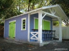 turn the shed into a bar house