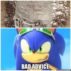 Bad Advice Meme - meme