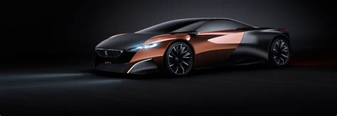 peugeot concept peugeot onyx the car of the 21st century