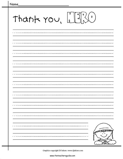 veterans day letter writing paper best photos of veterans day writing paper template