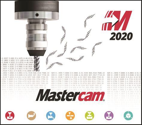 mastercam  released mastercam