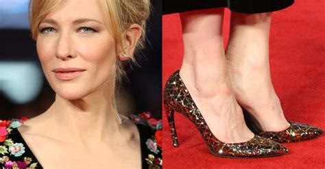 Cate Blanchett And The Of Roger Vivier Shoes by Cate Blanchett At Quot Quot Premiere In Roger Vivier Pumps