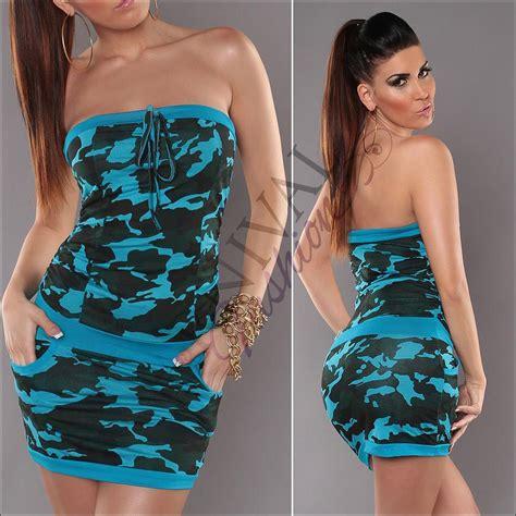New Print Summer Dress S M L Xl Blue 19036 new casual mini dress xs s m l shop camo print dresses summer ebay