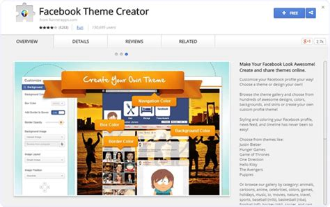 themes facebook new 2015 how to change facebook theme color background