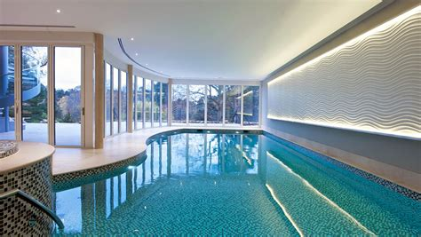in door pool indoor swimming pool design construction falcon