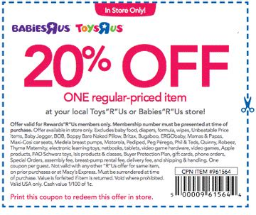 Babies R Us Gift Card Promotional Code - babies r us online coupons printable coupons online