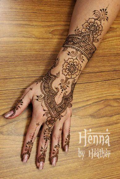 Henna Design Inspiration | wedding theme henna inspiration 2313249 weddbook