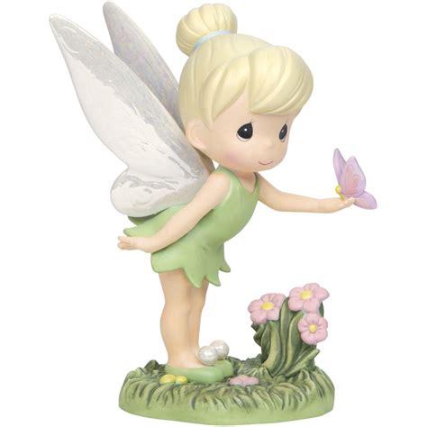 Figure Disney Fairies Tinker Bell Set 2 precious moments wings of wonder tinker bell figurine wayfair