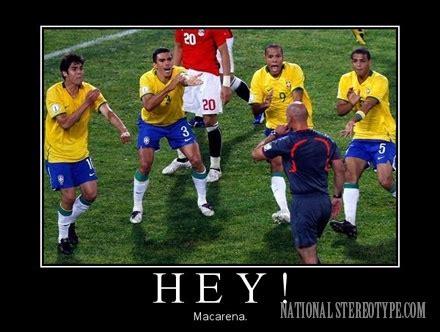 Brazil Soccer Meme - brazilian stereotypes national stereotypes