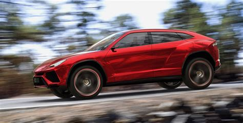 How Many Horsepower Does A Lamborghini Lamborghini Urus Suv Confirmed With 650 Horsepower The