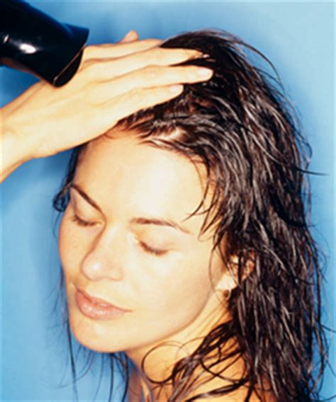Hair Dryer For Curly Hair Boots use cold water for better skin and hair