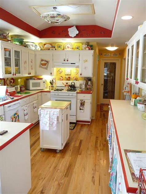 yellow vintage kitchen lora s vintage style kitchen makeover inspired by a