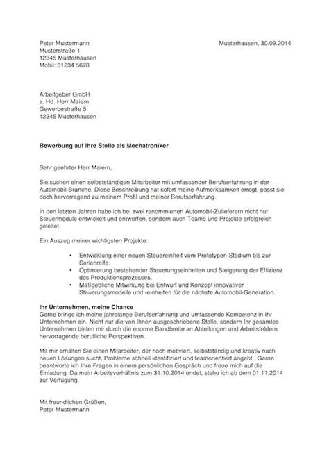 Bewerbung Formulierung Betriebsbedingte Kundigung Bewerbung Nach K 252 Ndigung Tipps Und Muster Karrierebibel De