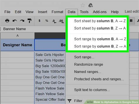 3 Easy Ways To Alphabetize In Google Docs With Pictures 7 Does Docs