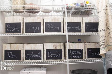 Pantry Storage Boxes the most frugal way to organize a pantry free printable