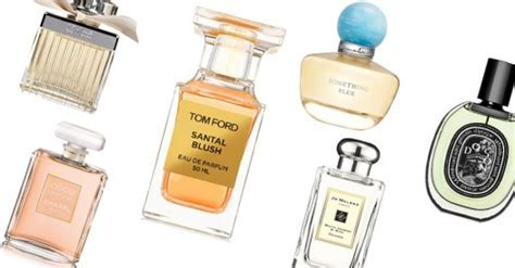 10 Of The Best Wedding Day Perfumes