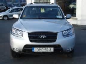 Hyundai Santa Fe Crdi 4wd Hyundai Santa Fe Crdi 4wd Photo Gallery Complete