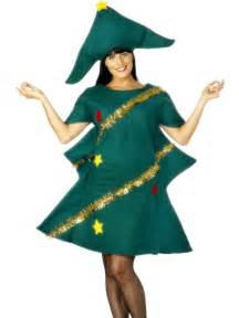 Home christmas fancy dress novelty christmas costumes christmas tree