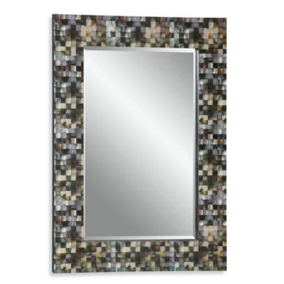 Bed Bath And Beyond Mirrors by Buy Beveled Wall Mirror From Bed Bath Beyond