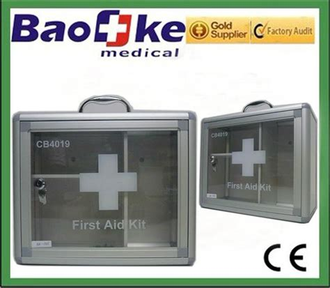 wall mounted first aid box buy online wall mounted aluminium first aid box with complete