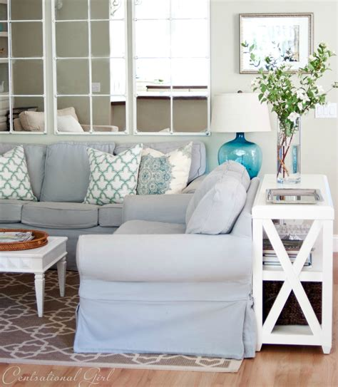 pottery barn basic sofa where you live q a with kate of centsational
