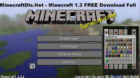 full version of minecraft on mac download minecraft for free on mac full version