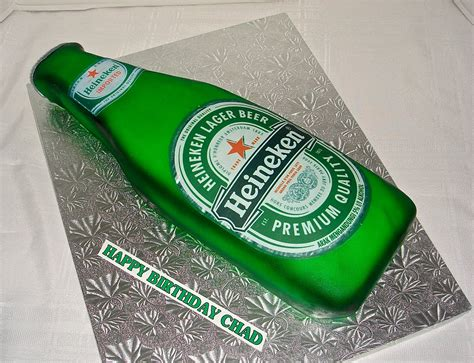 heineken beer cake beer bottle cakes decoration ideas little birthday cakes