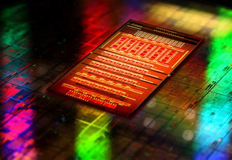 nanophotonic integrated circuits from nanoresonators grown on silicon ibm invests 3 billion to extend s with post silicon era chips and new architectures