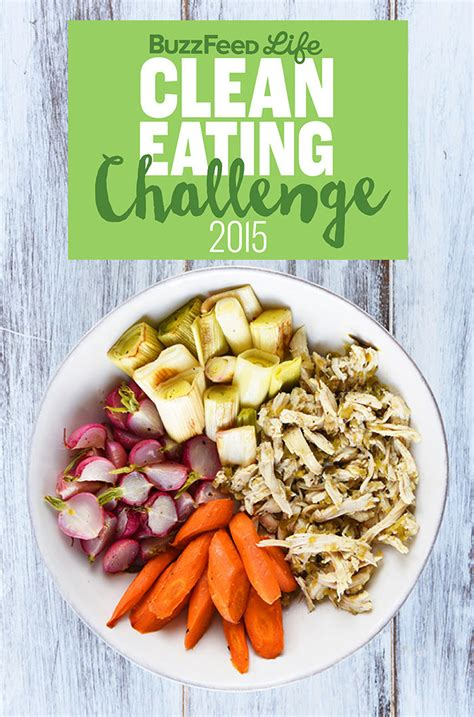 Buzzfeed 2 Weeks Detox by Here S A Two Week Clean Challenge That S Actually